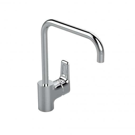 Ideal Standard CeraPlan III Einhebel-Küchenarmatur, schwenkbarer Auslauf, Niederdruck