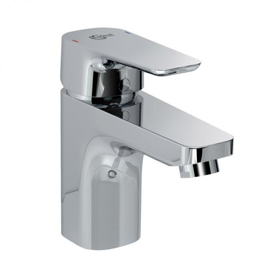 Ideal Standard CeraPlan III Einhebel-Waschtischarmatur 145 mit Ablaufgarnitur