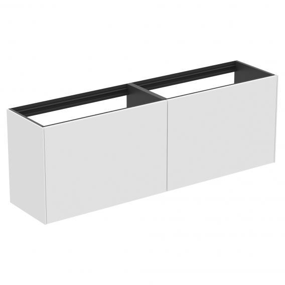 Ideal Standard Conca Waschtischunterschrank für Konsole mit 2 Auszügen Front weiß matt / Korpus weiß matt