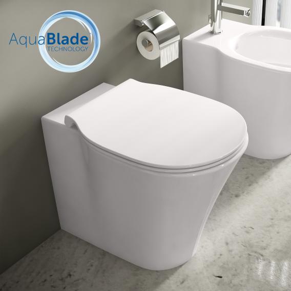 Ideal Standard Connect Air Stand-Tiefspül-WC, AquaBlade weiß