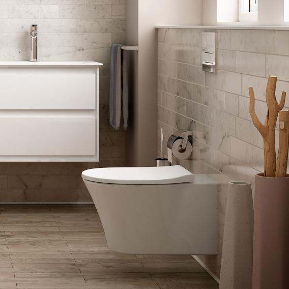 Ideal Standard Connect Air WC-Sitz, Wrapover weiß ohne Absenkautomatik soft-close