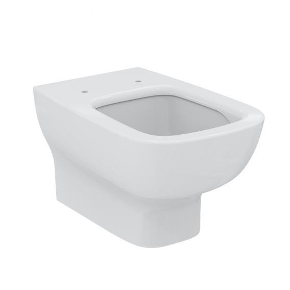 Ideal Standard Connect E Wand-Tiefspül-WC AquaBlade, mit WC-Sitz weiß