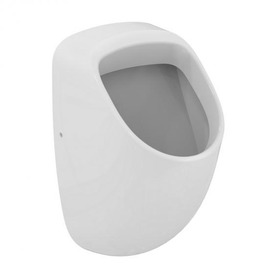 Ideal Standard Connect Urinal, Zulauf hinten weiß mit Ideal Plus