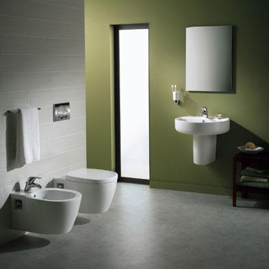 Ideal Standard Connect Wand-Bidet weiß