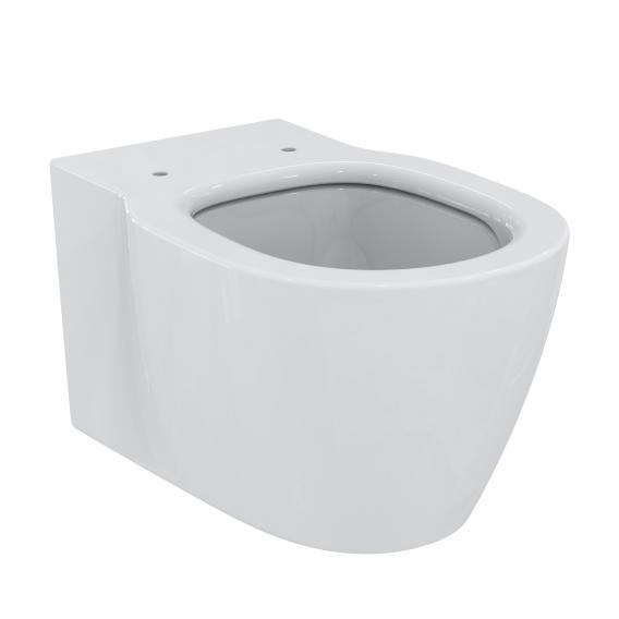 Ideal Standard Connect Wand-Tiefspül-WC, AquaBlade ohne Spülrand, weiß, mit Ideal Plus