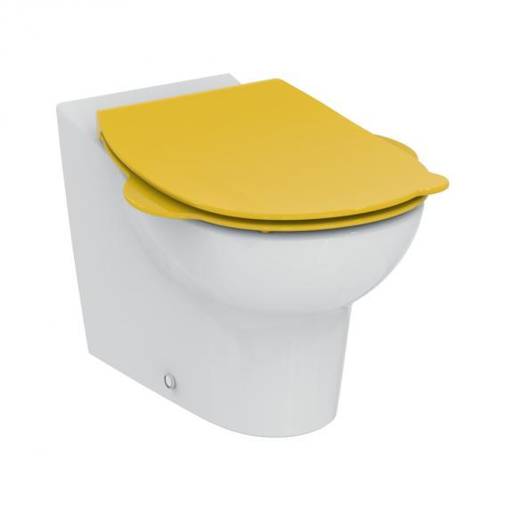 ideal standard contour 21 schools kinder wc sitz gelb s453379 reuter. Black Bedroom Furniture Sets. Home Design Ideas