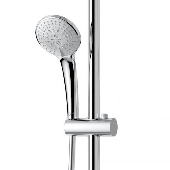 Ideal Standard Idealrain Duschsystem M mit CeraTherm 100 Badethermostat