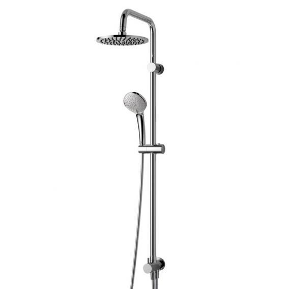 Ideal Standard Idealrain Duschsystem zur Kombination für AP-Armatur