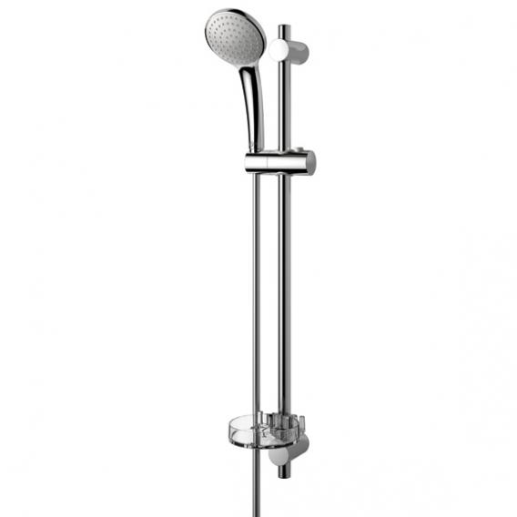 Ideal Standard Idealrain M1 Brausekombination 720 mm mit 1-Funktionshandbrause, Ø 100 mm