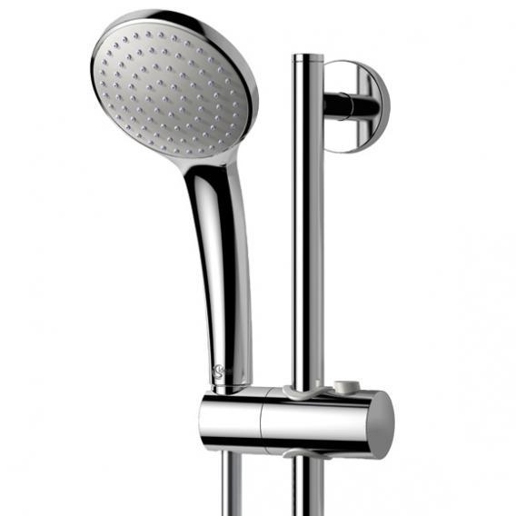 Ideal Standard Idealrain M1 Brausekombination mit 1-Funktionshandbrause, Ø 100 mm Höhe: 600 mm