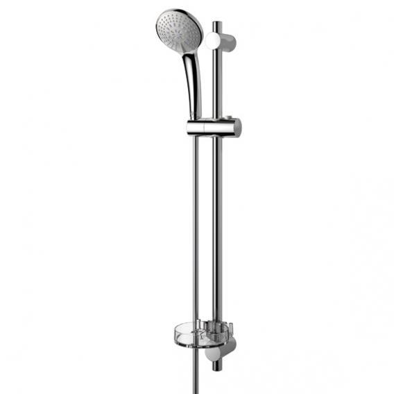 Ideal Standard Idealrain M3 Brausekombination mit 3-Funktionshandbrause, Ø 100 mm Höhe: 720 mm