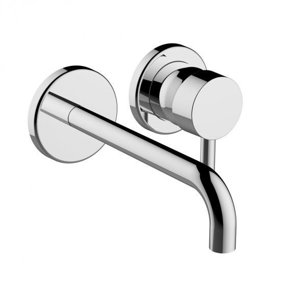 Ideal Standard Mara Einhebel-Wand-Waschtischarmatur Unterputz Bausatz 2 Ausladung: 204 mm