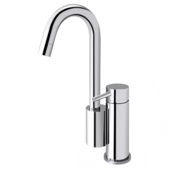 Ideal Standard Mara Einhebel-Waschtischarmatur mit hohem Auslauf mit Ablaufgarnitur
