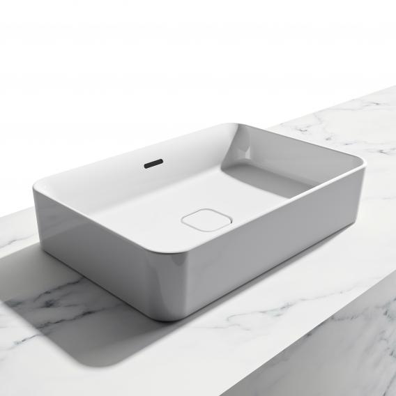 Ideal Standard Strada II Aufsatzwaschtisch weiß, mit Ideal Plus, mit Überlauf