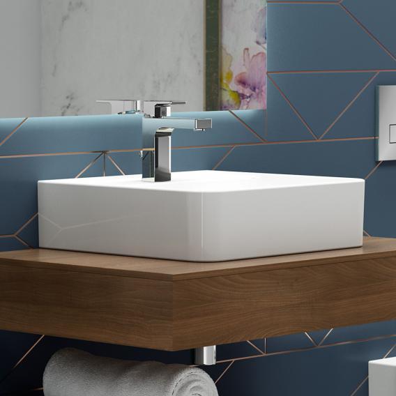 Ideal Standard Strada II Handwaschbecken weiß, mit 1 Hahnloch, ungeschliffen