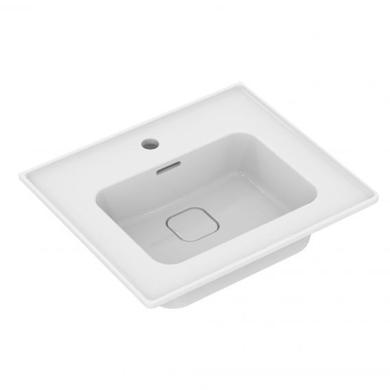 Ideal Standard Strada II Möbelhandwaschbecken weiß, mit 1 Hahnloch