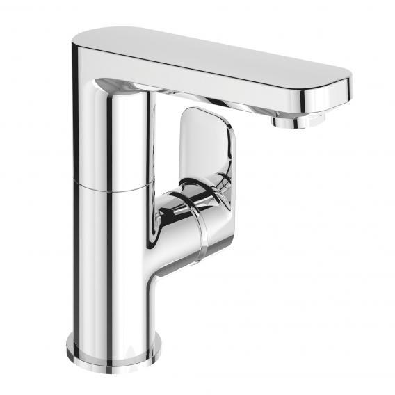 Ideal Standard Tonic II Einhebel-Waschtischarmatur mit hohem Schwenkauslauf mit Ablaufgarnitur