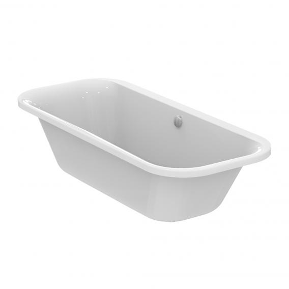 Ideal Standard Tonic II Oval-Badewanne, Einbau ohne Wanneneinlauf