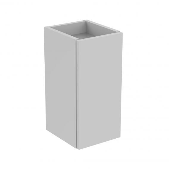 Ideal Standard Tonic II Seitenschrank für Handwaschbecken Front hellgrau hochglanz/ Korpus hellgrau hochglanz