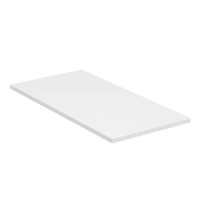 Ideal Standard Adapto Holzplatte weiß hochglanz