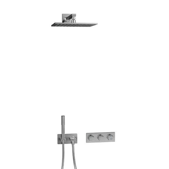 Ideal Standard Archimodule Brauseanwendung mit Kopf- und Handbrause