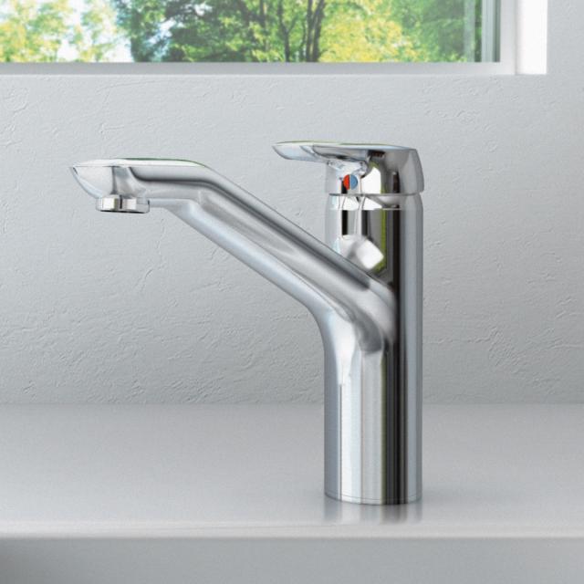 Ideal Standard CeraMix Blue Einhebel-Küchenarmatur chrom