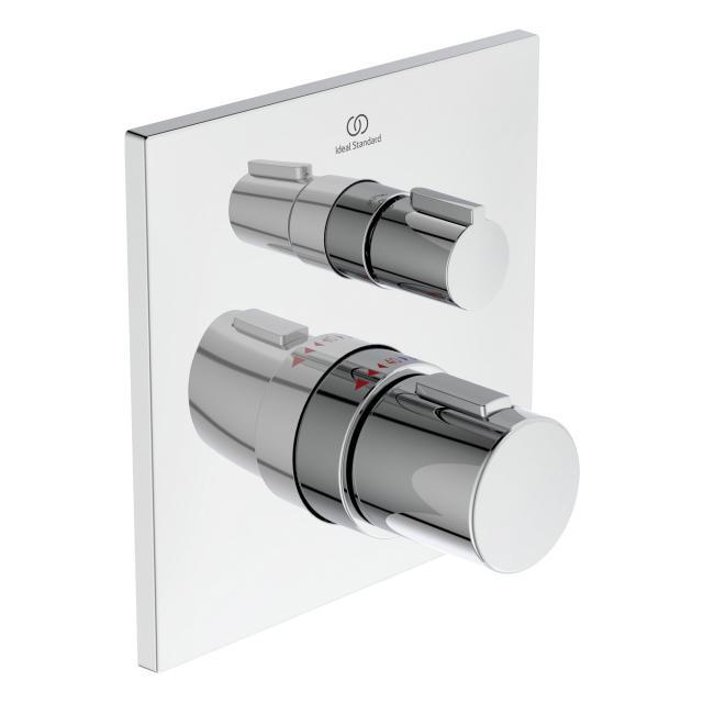 Ideal Standard Ceratherm C100 Thermostat Unterputz, für 1 Verbraucher chrom