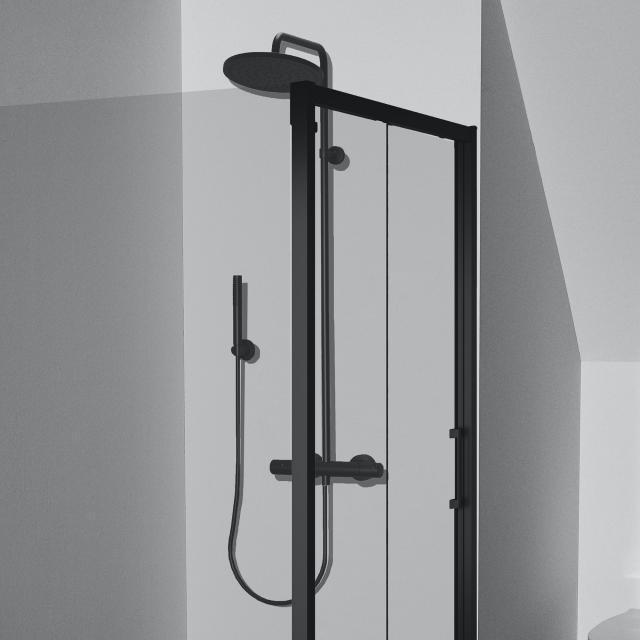Ideal Standard Ceratherm T25 Duschsystem mit Brausethermostat Aufputz