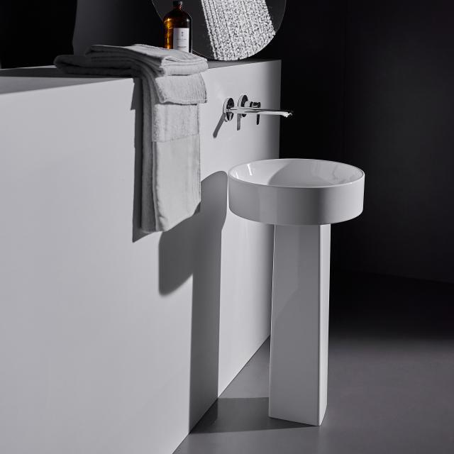 Ideal Standard Conca Aufsatzwaschtisch weiß, mit Ideal Plus