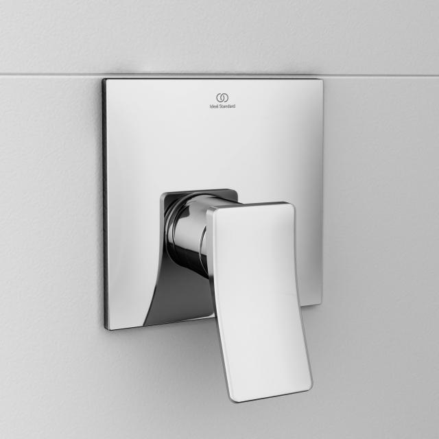 Ideal Standard Conca Brausearmatur Unterputz Bausatz 2 chrom