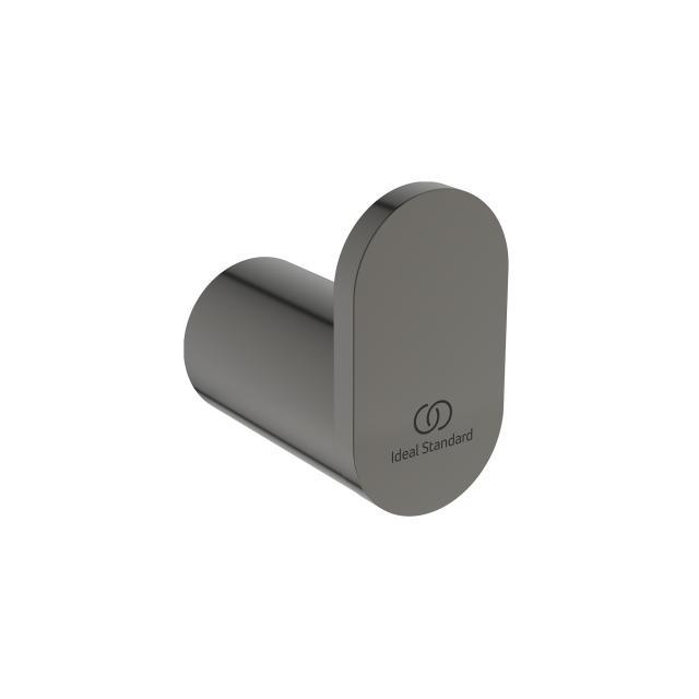 Ideal Standard Conca Handtuchhaken rund magnetic grey