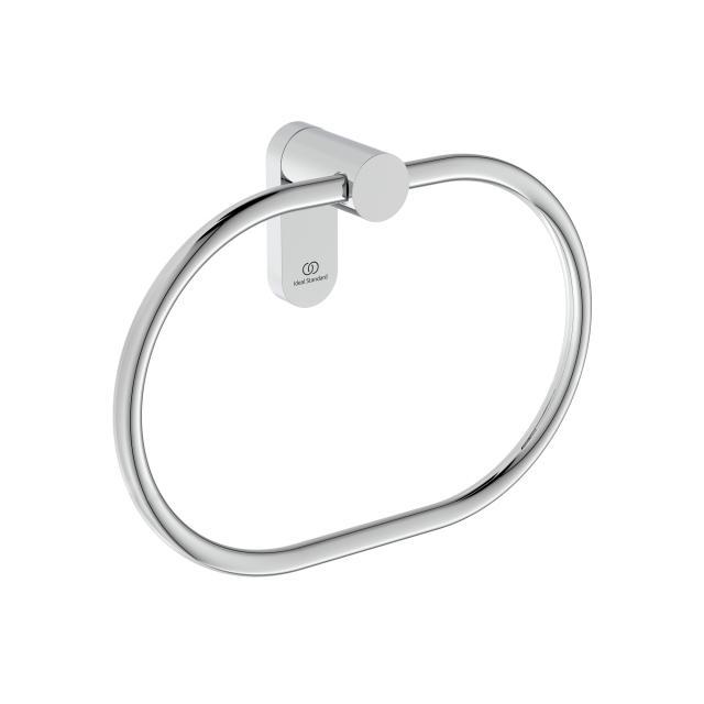 Ideal Standard Conca Handtuchring rund chrom