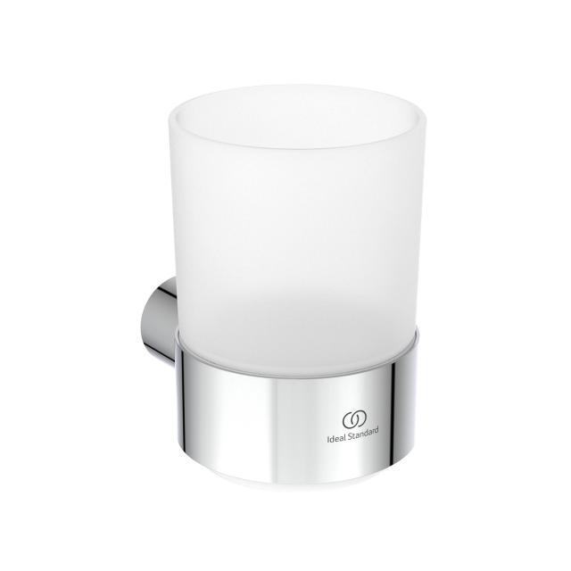 Ideal Standard Conca Mundglas rund chrom