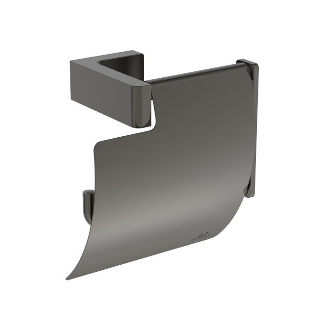 Ideal Standard Conca Papierrollenhalter eckig magnetic grey