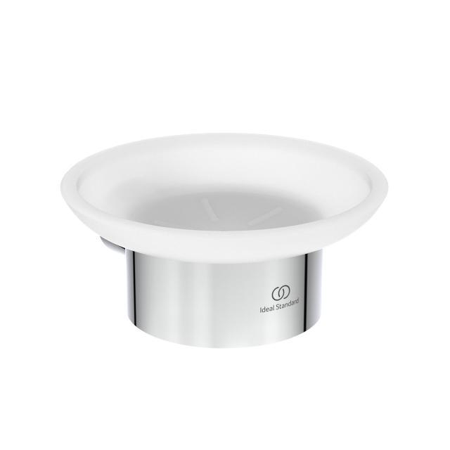 Ideal Standard Conca Seifenschale rund chrom