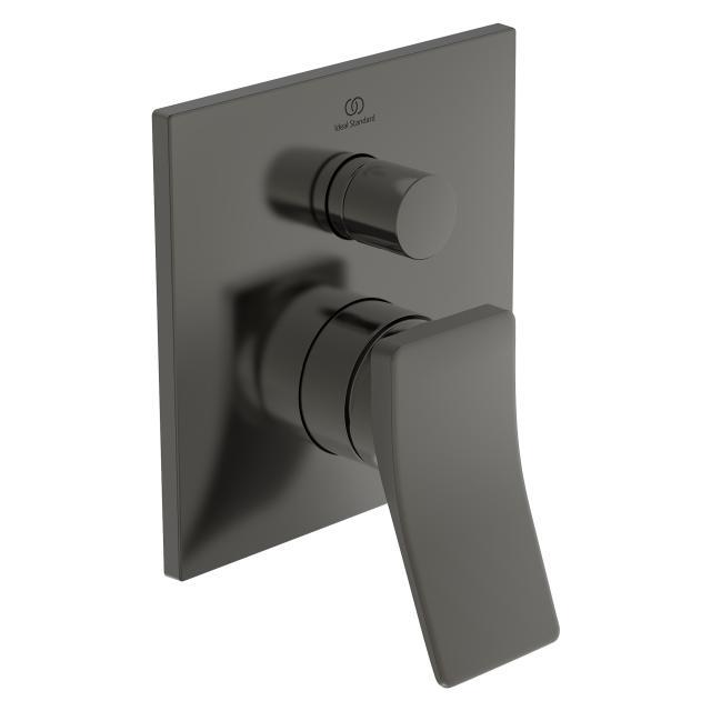 Ideal Standard Conca Wannenarmatur Bausatz 2 magnetic grey