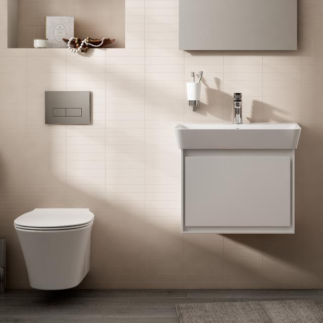 Ideal Standard Connect Air Arc Waschtisch weiß, mit Ideal Plus