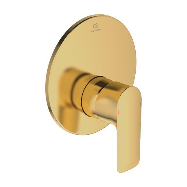 Ideal Standard Connect Air Brausearmatur Unterputz Bausatz 2 brushed gold