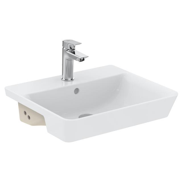 Ideal Standard Connect Air Cube Halbeinbauwaschtisch weiß