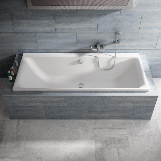 Ideal Standard Connect Air Duo Rechteck-Badewanne, Einbau