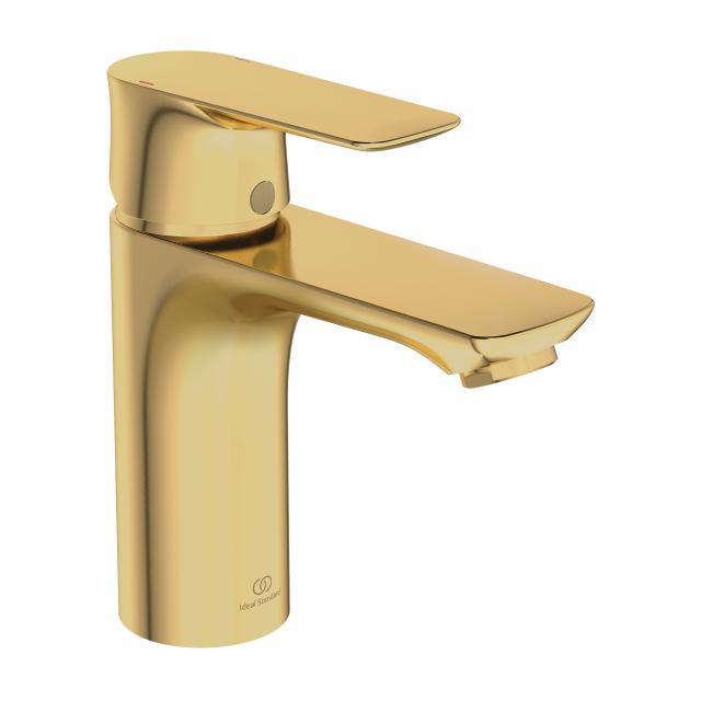 Ideal Standard Connect Air Einhebel-Waschtischarmatur brushed gold, ohne Ablaufgarnitur
