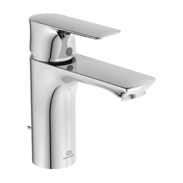 Ideal Standard Connect Air Einhebel-Waschtischarmatur chrom, mit Ablaufgarnitur