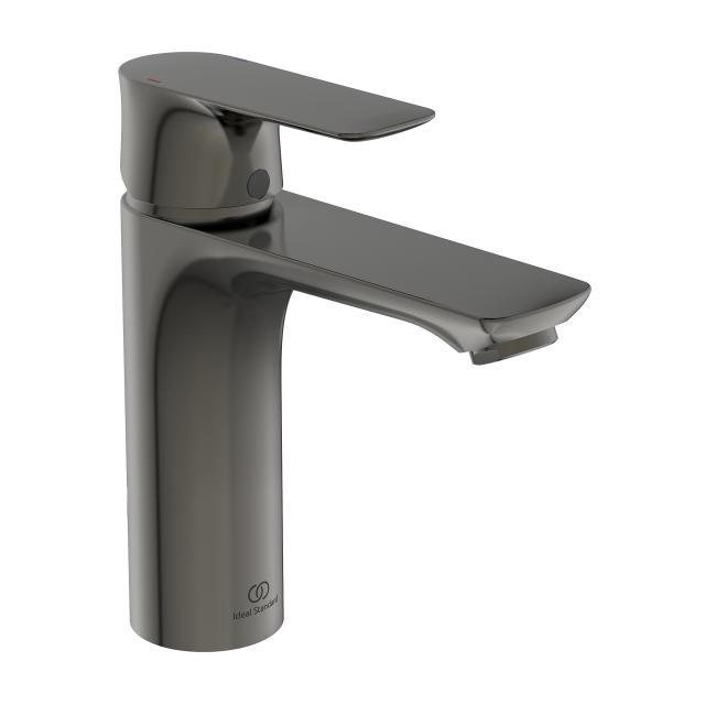Ideal Standard Connect Air Einhebel-Waschtischarmatur GRANDE magnetic grey, ohne Ablaufgarnitur