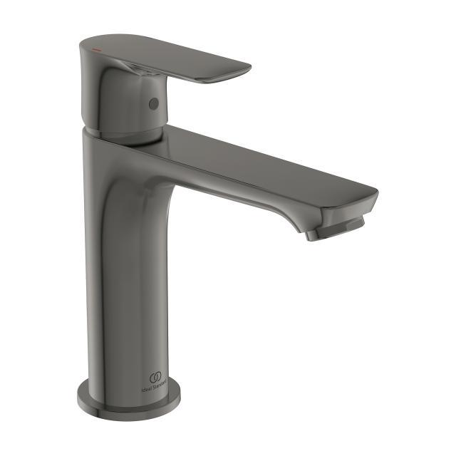 Ideal Standard Connect Air Einhebel-Waschtischarmatur GRANDE Slim magnetic grey, ohne Ablaufgarnitur