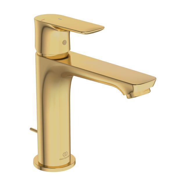 Ideal Standard Connect Air Einhebel-Waschtischarmatur GRANDE Slim mit BlueStart brushed gold