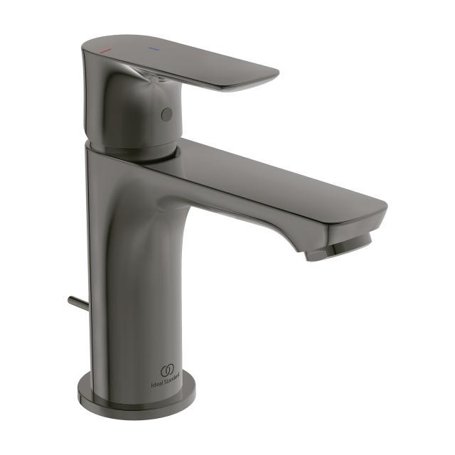 Ideal Standard Connect Air Einhebel-Waschtischarmatur Slim mit BlueStart magnetic grey
