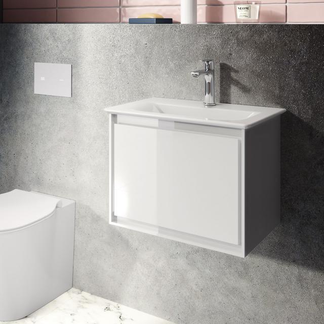 Ideal Standard Connect Air Handwaschbecken weiß, mit Ideal Plus