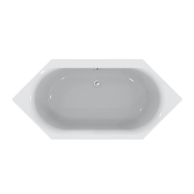 Ideal Standard Connect Air Sechseck-Badewanne, Einbau