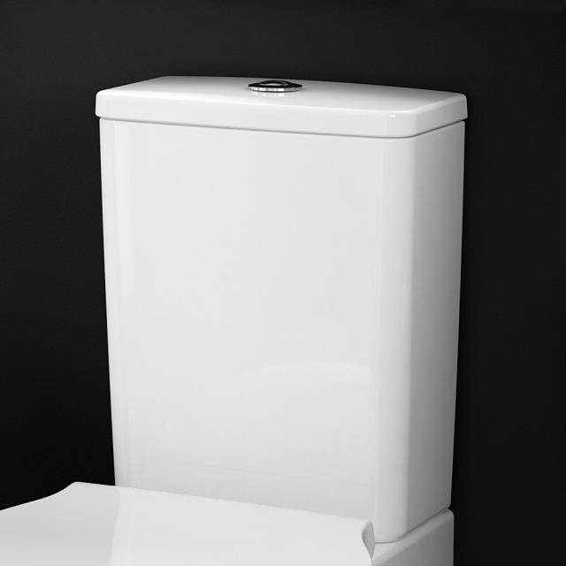 Ideal Standard Connect Air Spülkasten Cube, Zulauf von unten weiß ohne Beschichtung