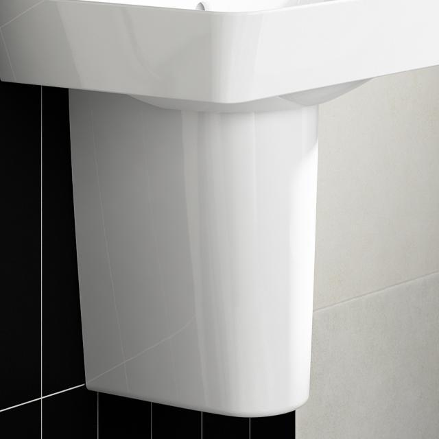 Ideal Standard Connect Air Wandsäule für Handwaschbecken weiß ohne Beschichtung